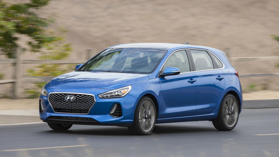 2018 Hyundai Elantra GT Review: Game On, Golf