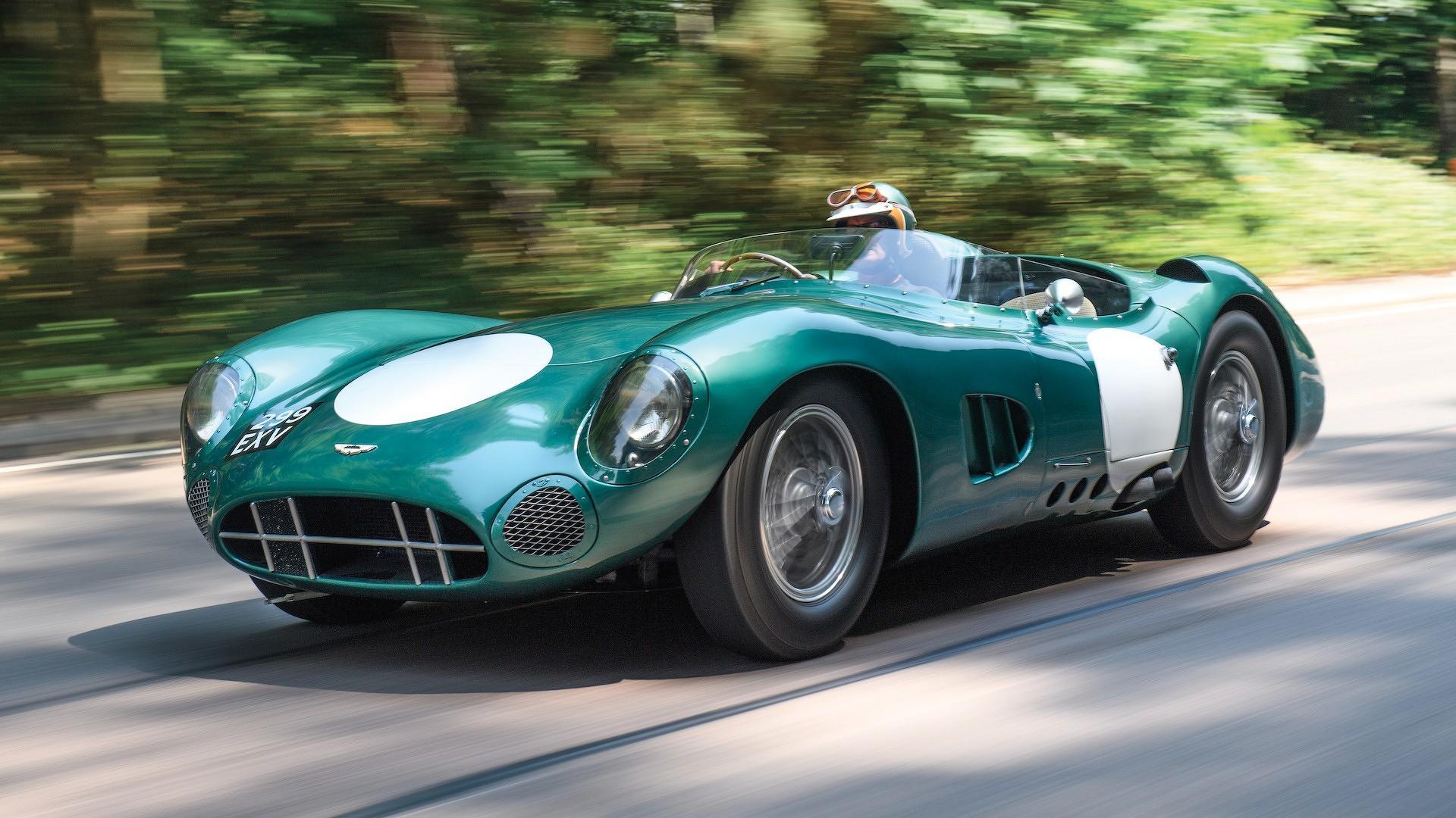 Aston Martin Eyeing DBR1-Inspired Production Speedster