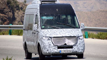 2019 Mercedes-Benz Sprinter Spy Photo