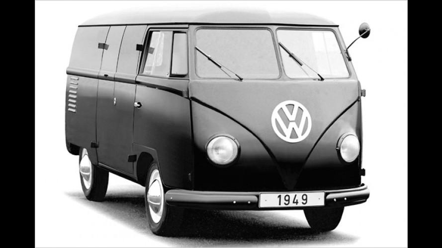 Modellhistorie: 60 Jahre VW Bulli