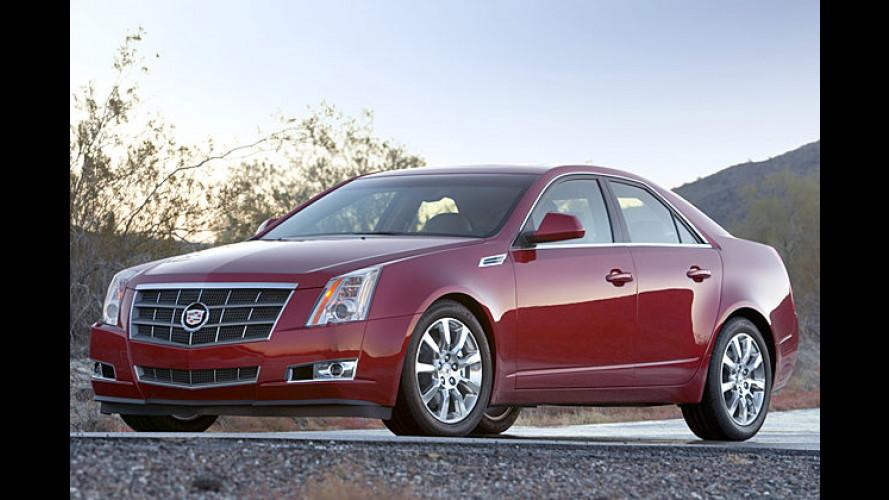 Cadillac CTS: Preise für die nächste Generation