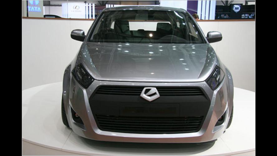 Lada Concept C: Design-Boot steuert in eine neue Richtung