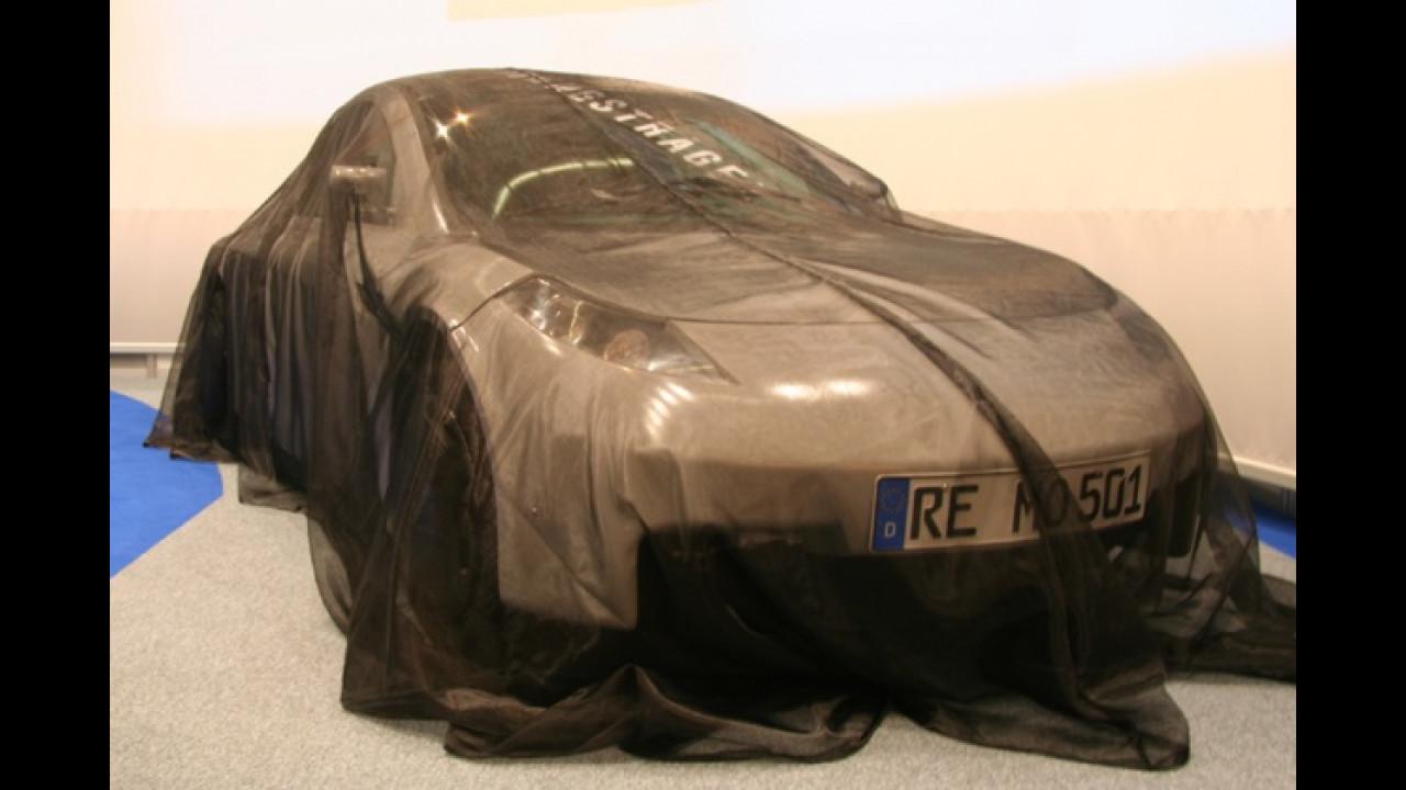 Enthüllt wird dieser Wagen laut Hersteller erst 2008 auf dem Automobilsalon in Genf