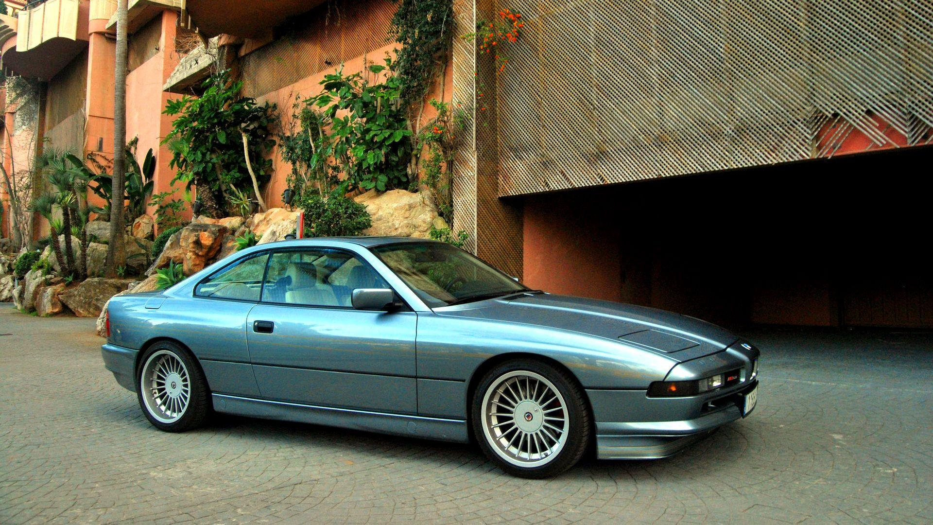 Own Alpinas More Powerful Take On The BMW Series For K - Bmw 850 alpina for sale
