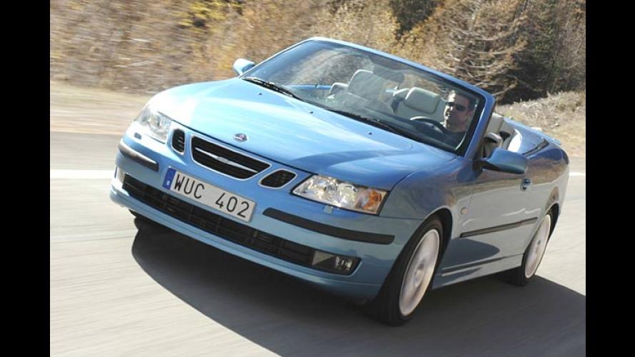 Sparsam und druckvoll zugleich: Saab 9-3 Cabriolet 1.9 TiD