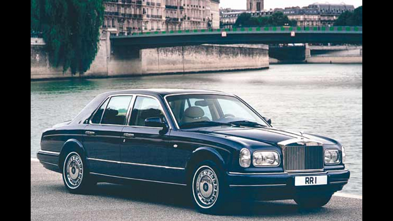 Rolls-Royce Silver Seraph, 1998-2002