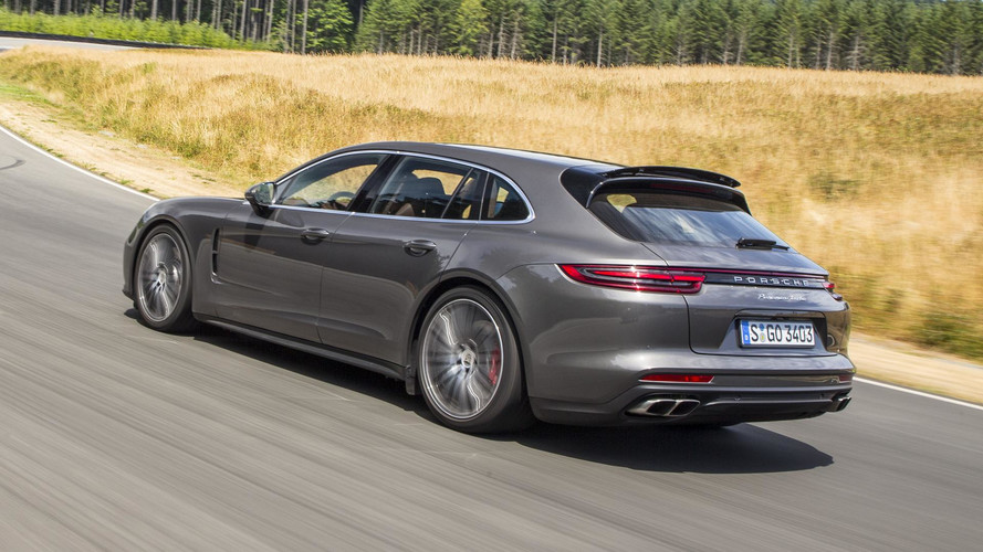 2018 porsche panamera sport turismo first drive what s not to love