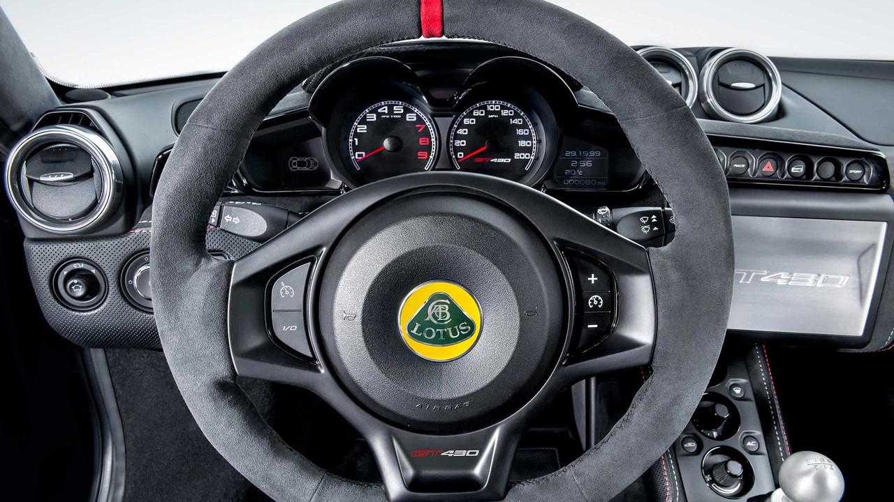 2018 Lotus Evora GT430