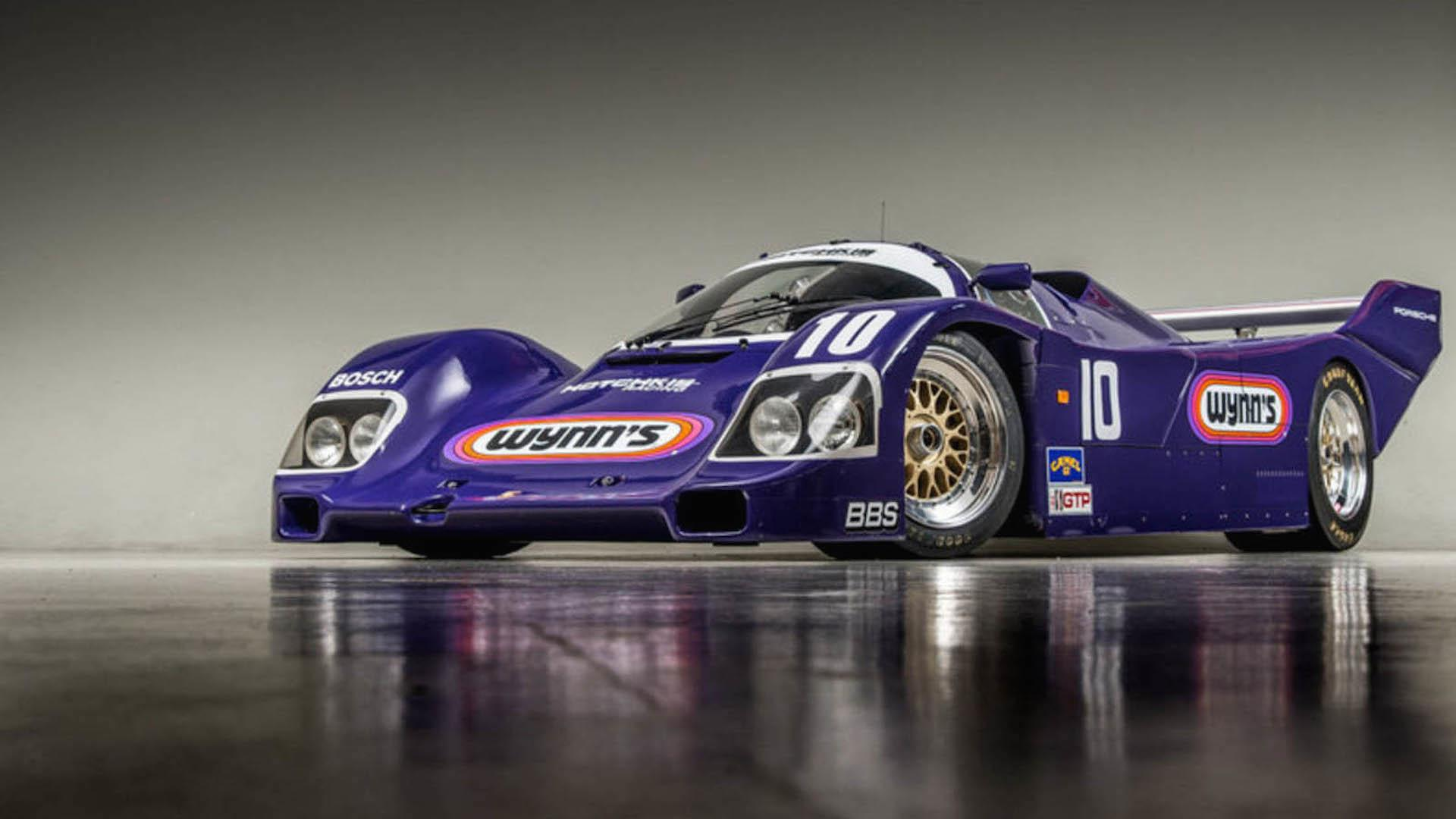 Fully Restored Porsche 962 Could Be Yours For 12m