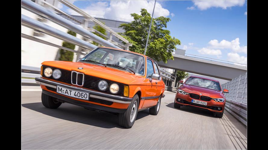 BMW 3er: Tradition verpflichtet