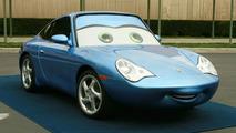 Life-Size Sally Porsche 911
