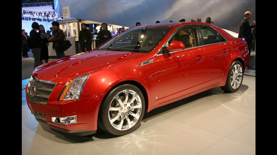 Detroit Motor Show 2007: Messerundgang, 2. Teil