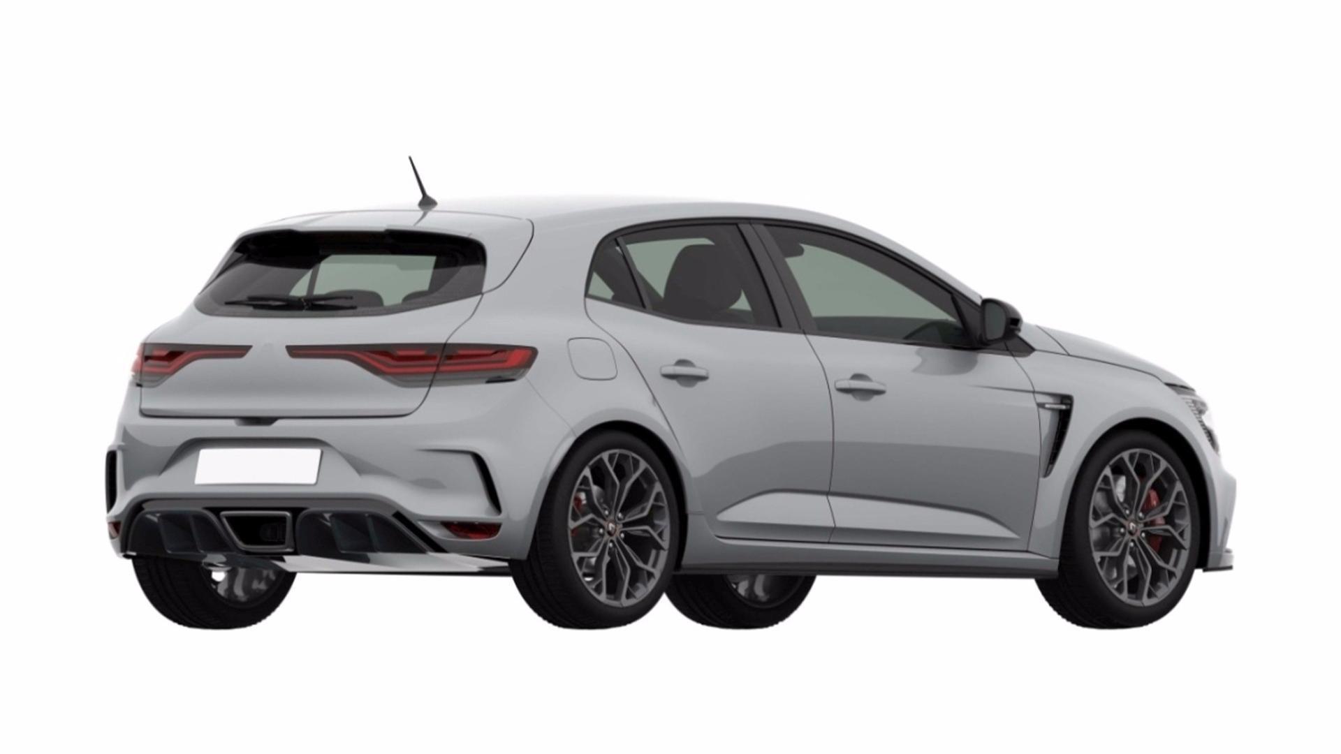 Renault Megane Rs 2018 Tem Visual Revelado Em Imagens De Patente