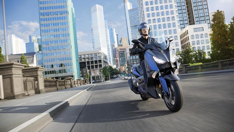 Yamaha presenta el X-MAX 400 2018, su nuevo scooter deportivo