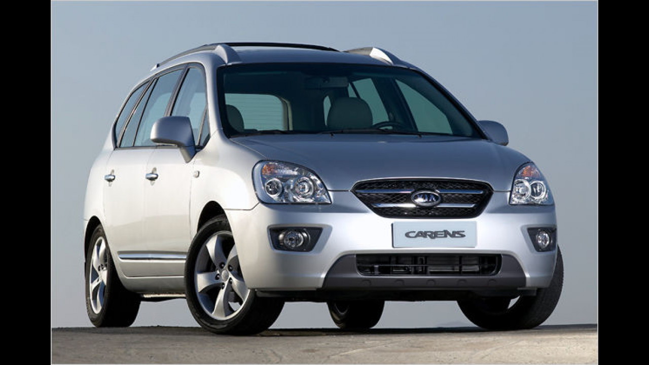 Kia Carens Top Edition