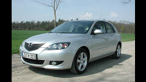 Sparen bei Mazda