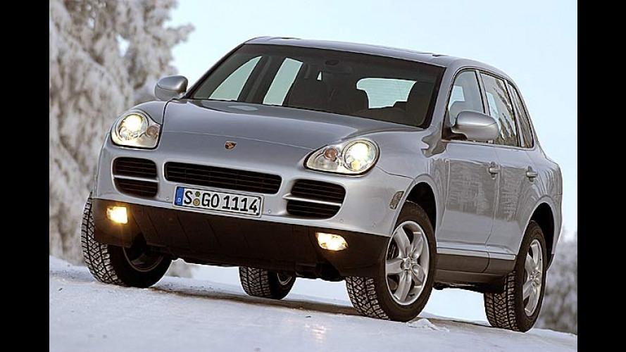 Porsche Cayenne V6: Renn-Tier für die schlechten Strecken