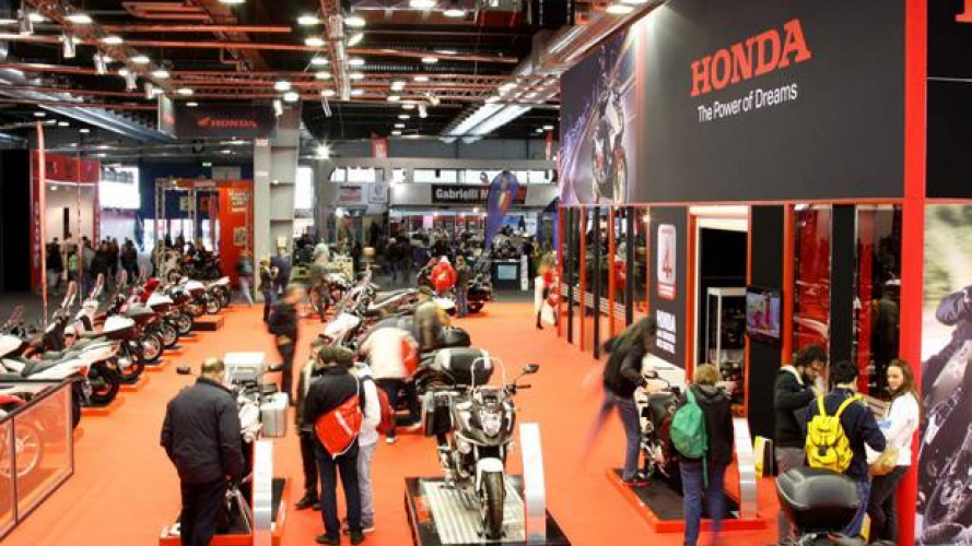 Honda al Motor Bike Expo 2014
