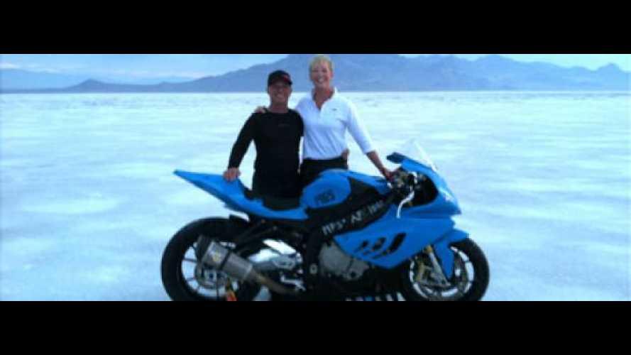 BMW Motorrad: una BMW S 1000 RR da record!