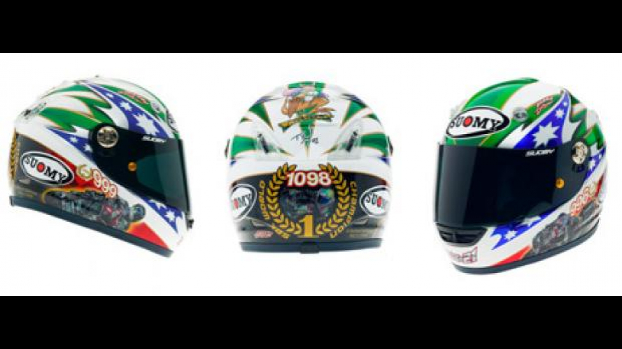 Casco Suomy Vandal Special Edition