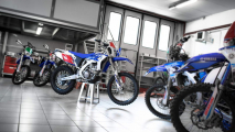Yamaha WR 450F kit