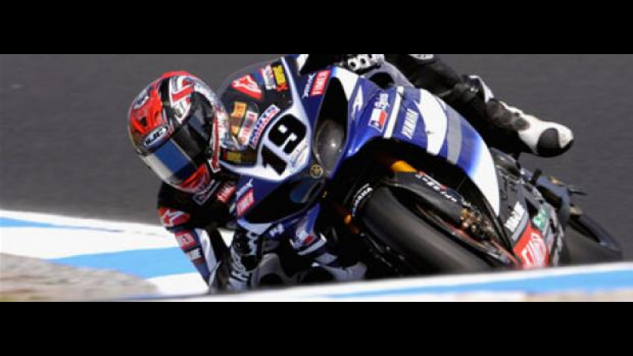 Yamaha R1 SBK: veloce ma solo con Spies?
