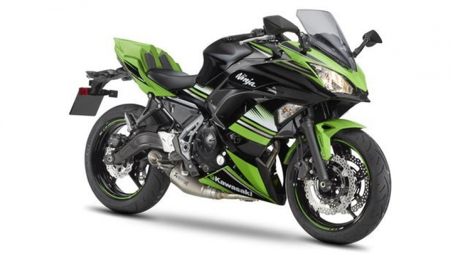 Kawasaki Ninja 650 Performance: carattere sportivo