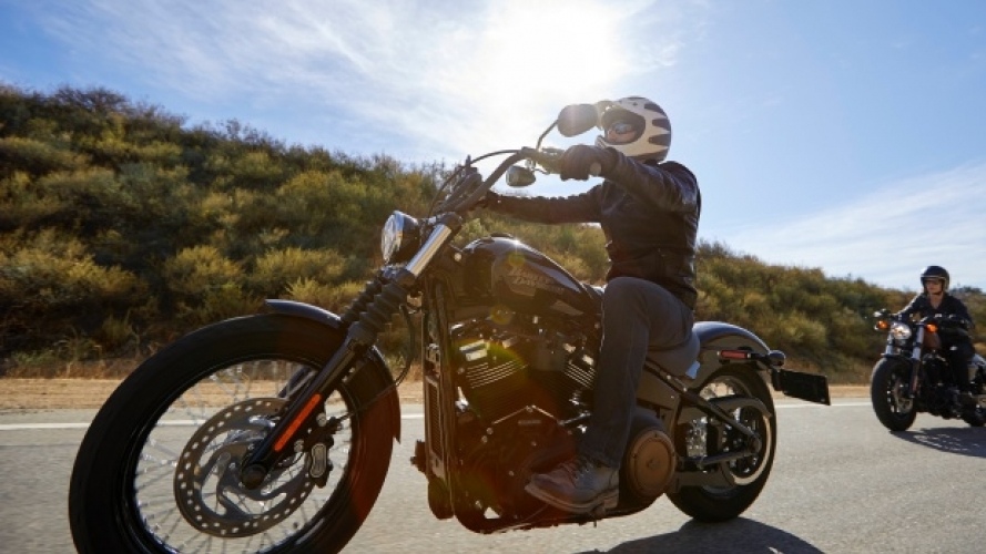 Harley-Davidson Dark Friday, un appuntamento immancabile per chi ama lo stile di Milwaukee