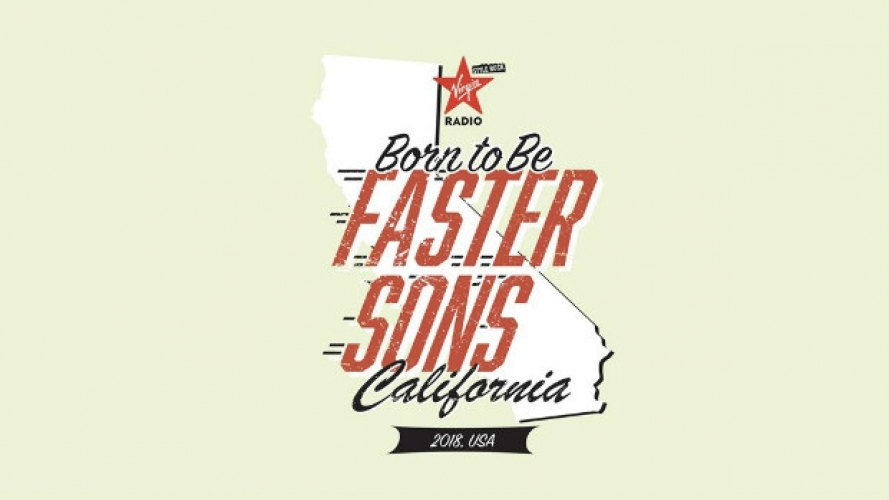 Yamaha Faster Sons, destinazione California
