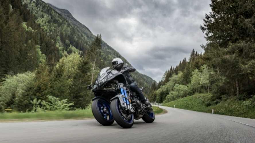 Yamaha Niken, svelati prezzo e modalità d'acquisto