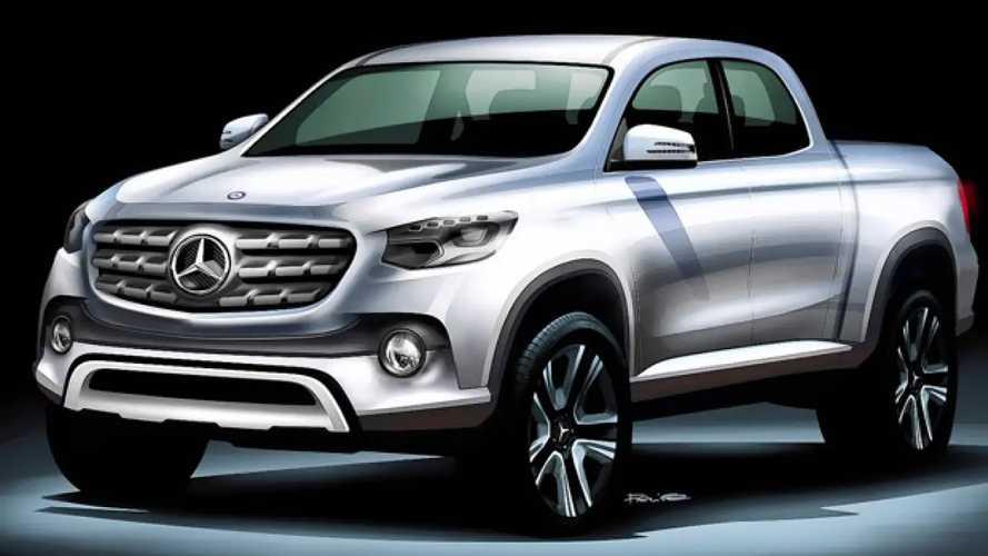 Mercedes, il nuovo pick up si farà con Nissan