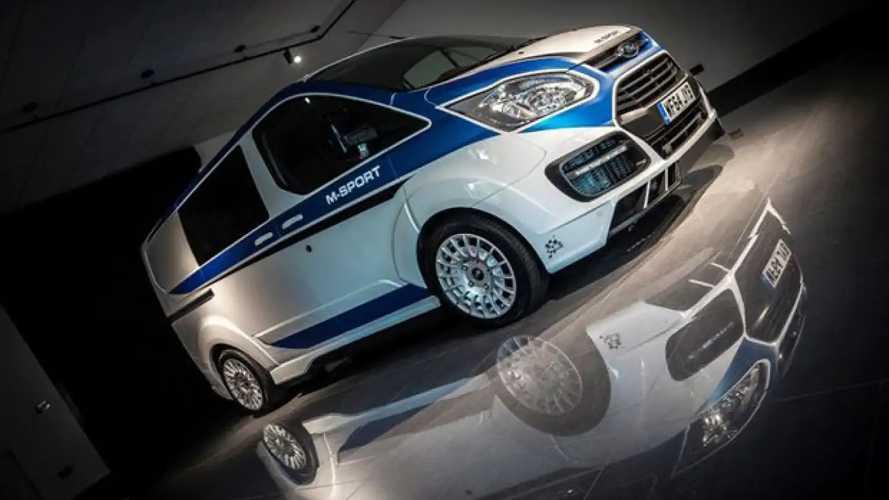 Ford Transit WRC