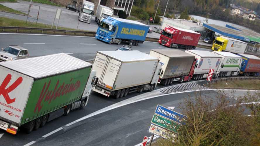 Trasporto merci, multe più salate in Germania