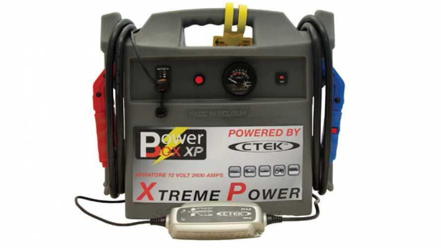 Intec, il nuovo Power Box XP