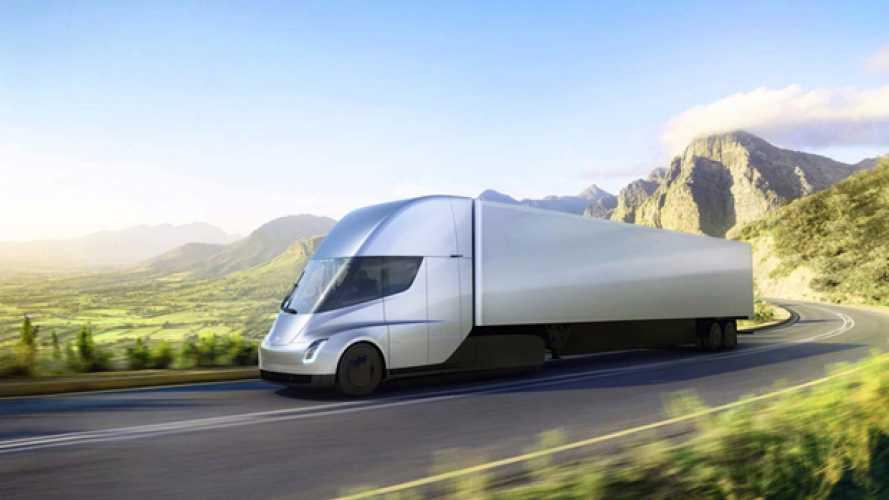 Tesla Semi, arriva un boom di pre-ordini