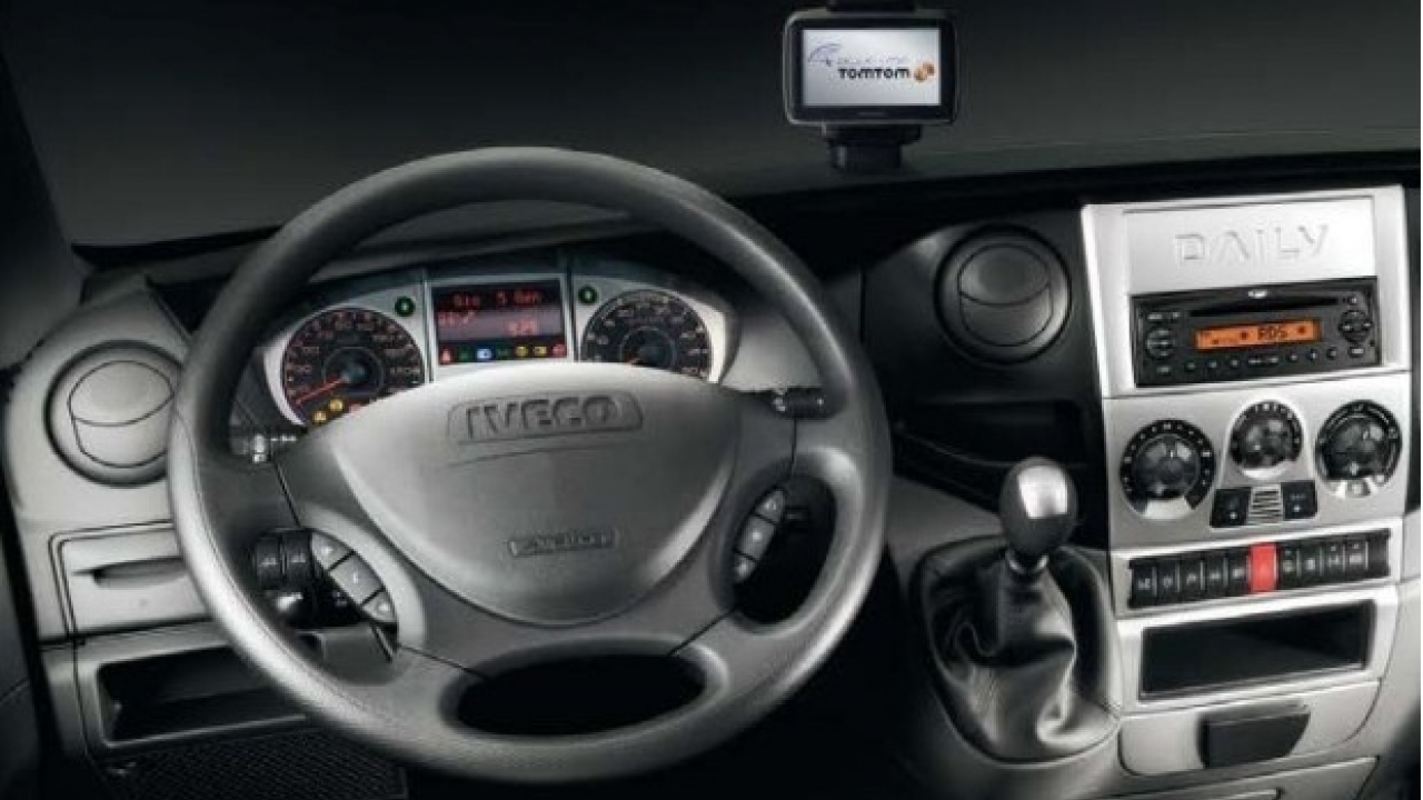 Blue&Me™ - TomTom for Iveco