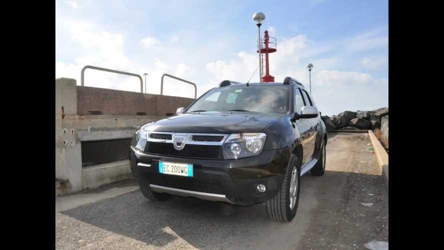 Prova Dacia Duster