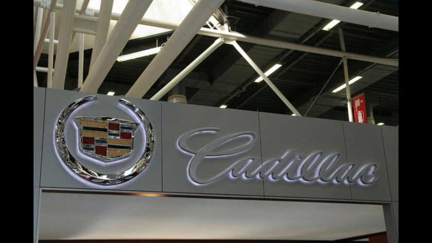 Cadillac al Motor Show 2008