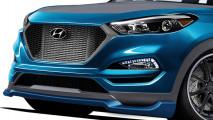 Hyundai Tucson Sport by Vaccar