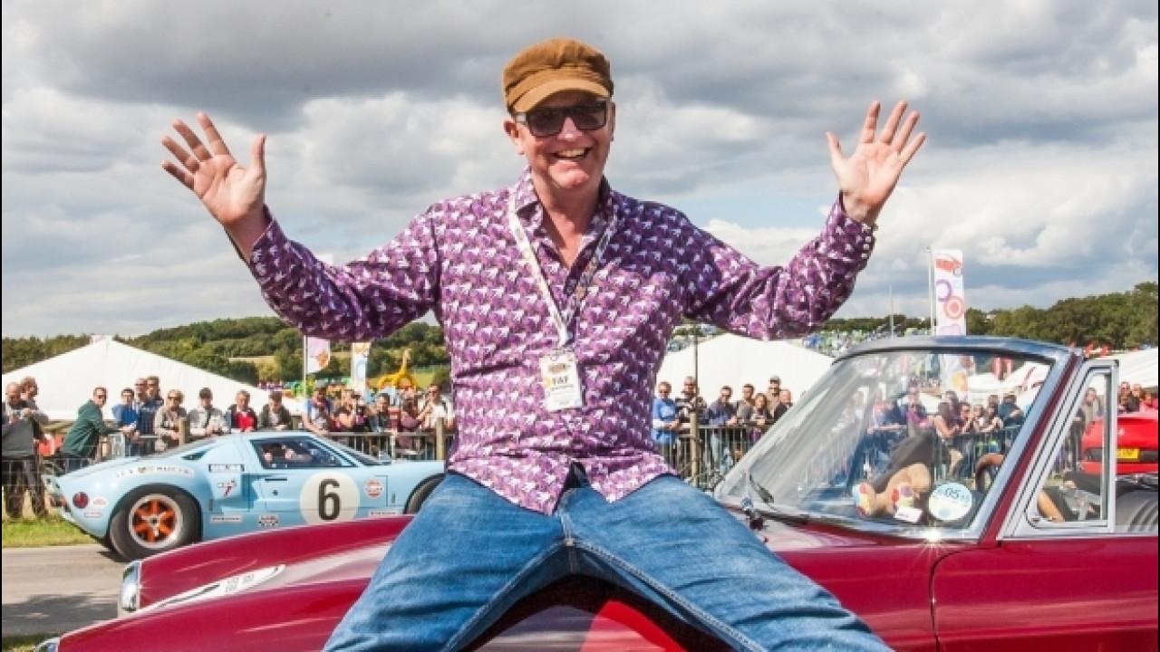 [Copertina] - Top Gear, Chris Evans lascia