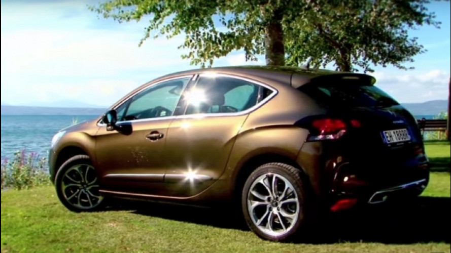 Citroen DS4, la prova dei 200 CV [VIDEO]