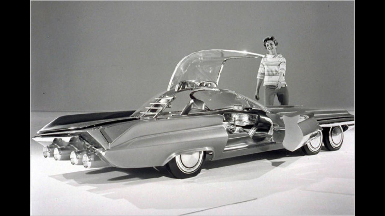 Aprilscherz: Atom-Autos