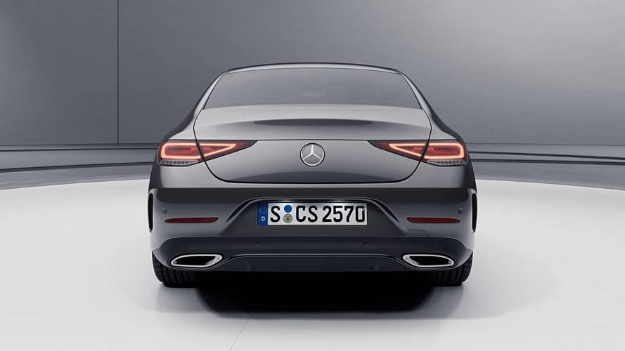 Mercedes CLS AMG Line
