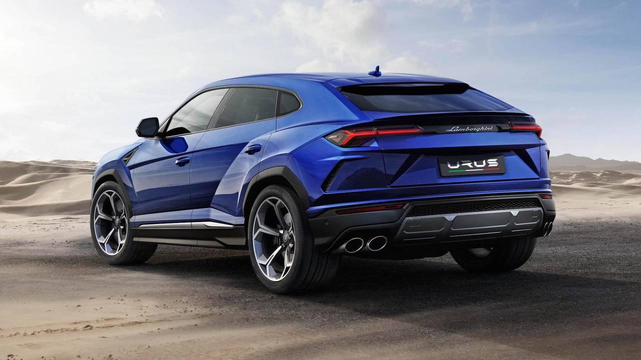 Lamborghini Happy To Report Urus Is A Hit Average Price Is 240k