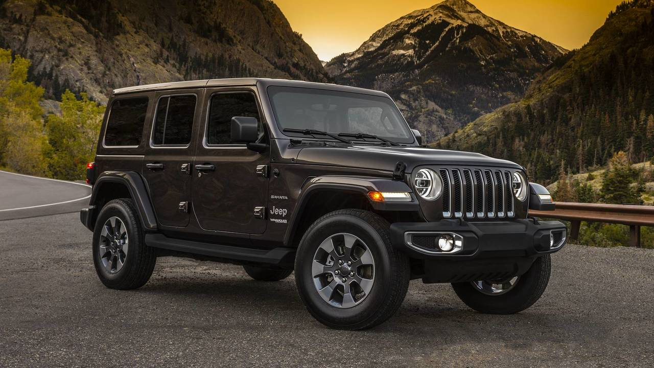 Diesel Jeep Wrangler >> Order Codes Confirm That Diesel 2019 Jeep Wrangler Is Coming