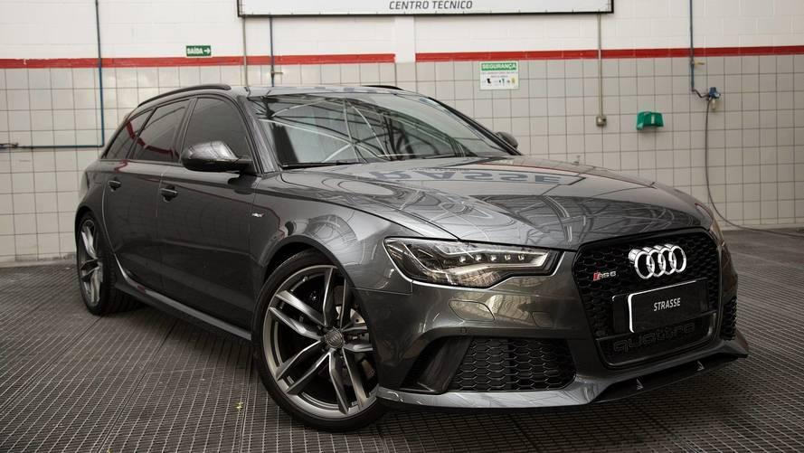 Preparadora Oettinger lança itens para modelos Audi no Brasil