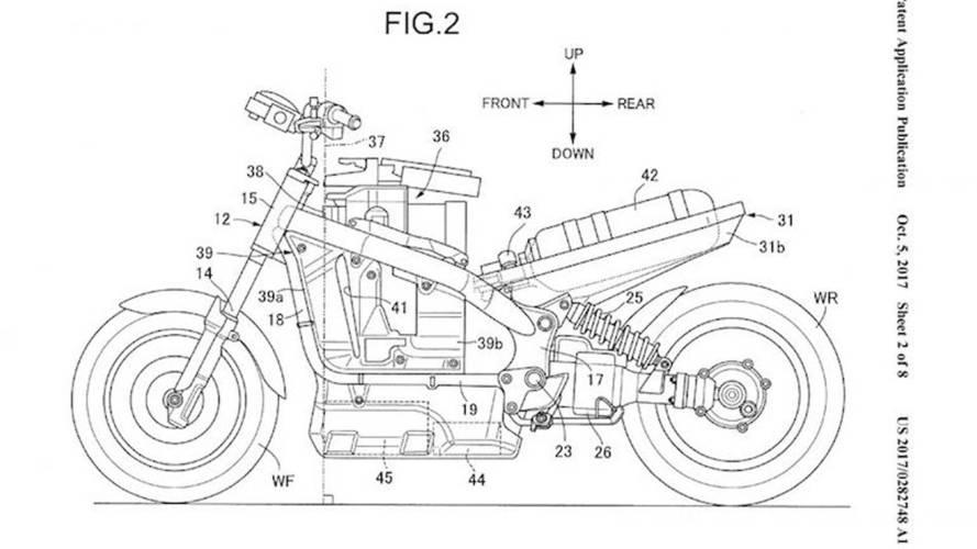 Honda faz patente de moto movida a hidrogênio