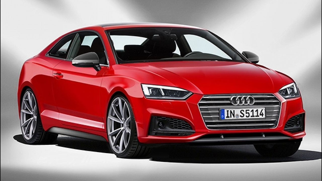 [Copertina] - Nuova Audi S5, così la sportiva cambia volto