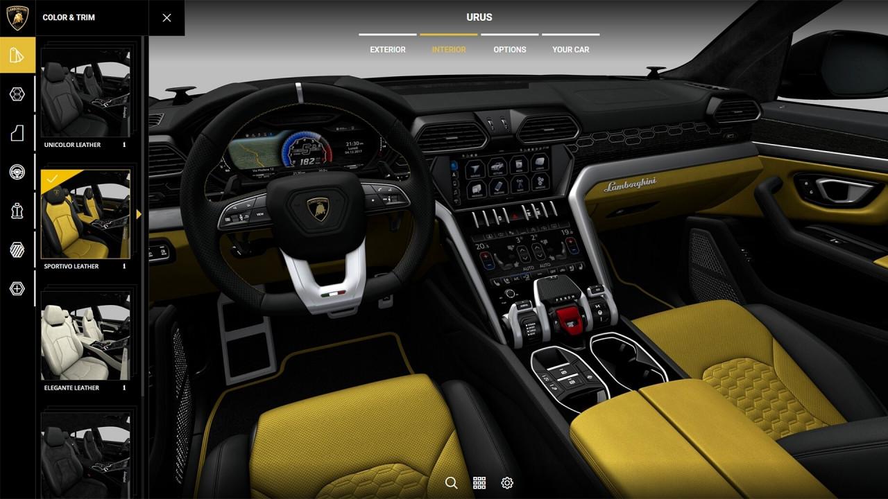 [Copertina] - Lamborghini Urus, super SUV anche nella personalizzazione
