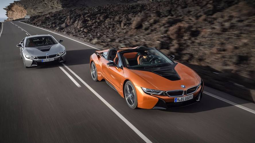 Next-Gen BMW i8 to be all-electric? Decision this year